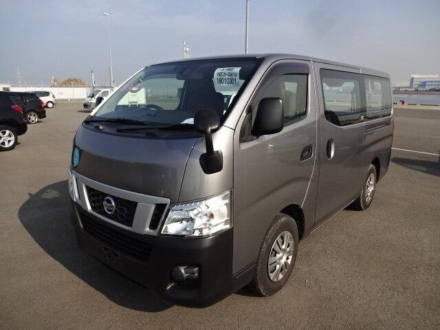NISSAN Caravan Van.