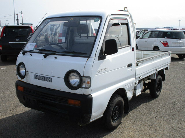 SUZUKI Carry Truck.