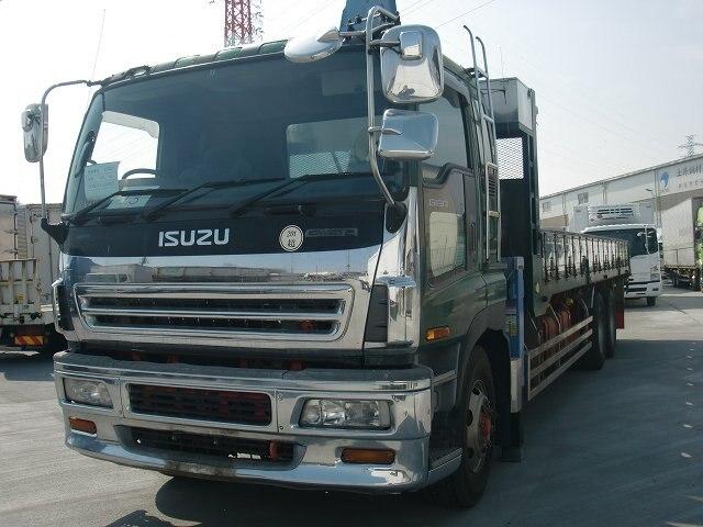 ISUZU / Giga/