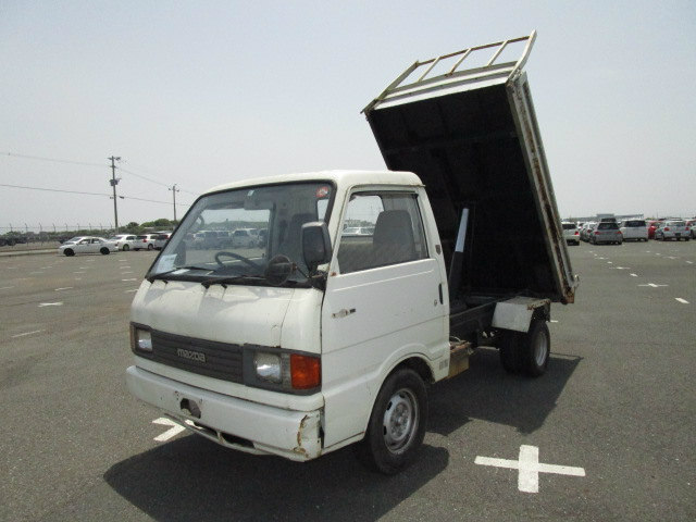 MAZDA Bongo Brawny Truck