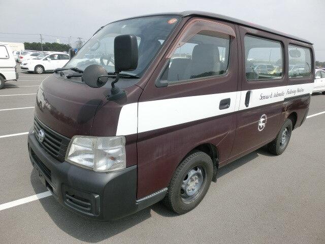 NISSAN Caravan Van(