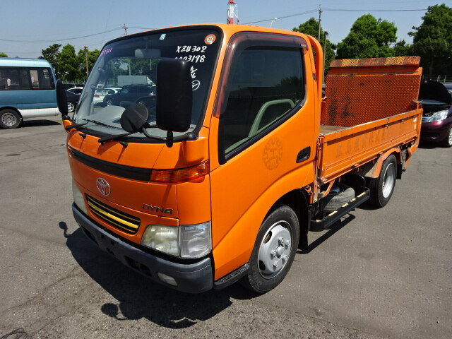 TOYOTA Dyna Truck(