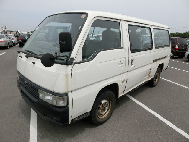 ISUZU Fargo Van