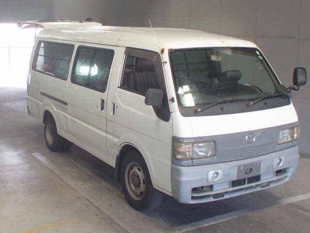 MAZDA Bongo Brawny Van