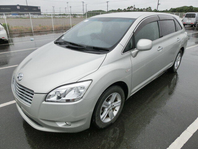 TOYOTA Mark X Zio