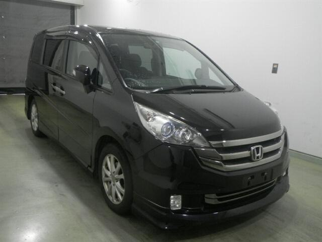 HONDA Step WGN.