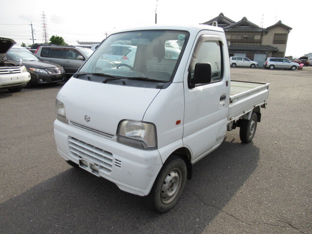SUZUKI Carry Truck