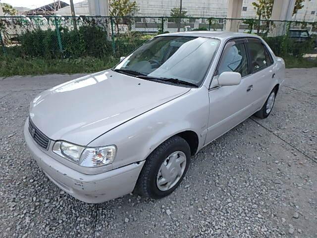 TOYOTA Corolla Sedan(