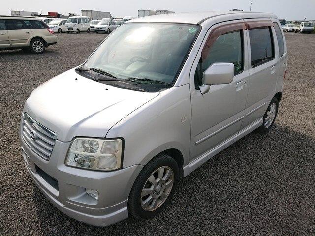 SUZUKI Wagon R Solio