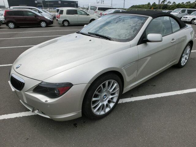 BMW 6 Series.