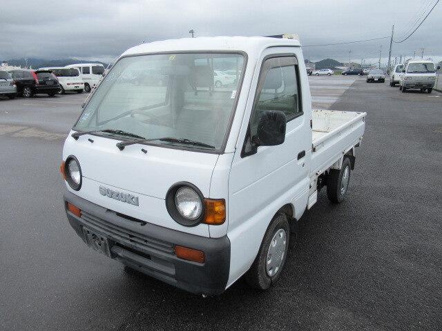 SUZUKI Carry Truck.
