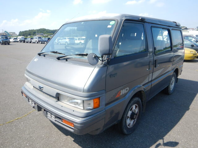 MAZDA Bongo Wagon