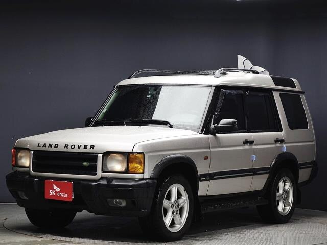 LAND ROVER Discovery(