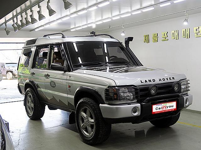 LAND ROVER Discovery;