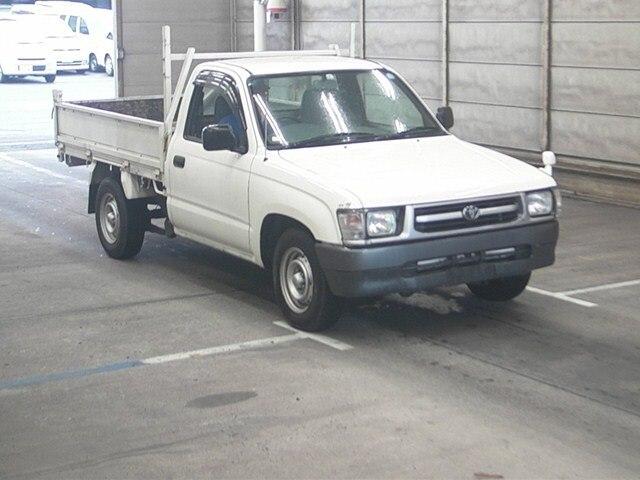 TOYOTA Hilux Truck(