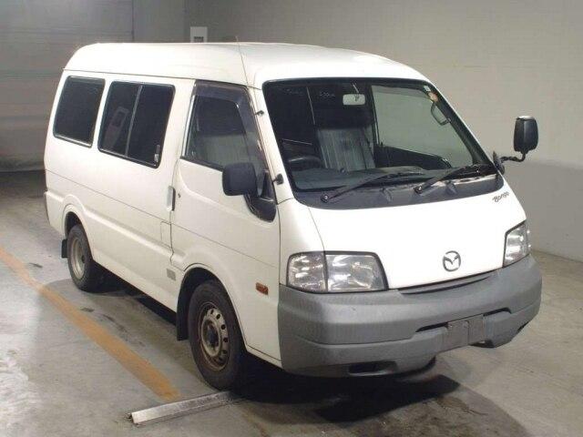 MAZDA Bongo Van.