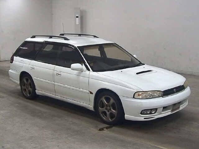 SUBARU Legacy Touring Wagon