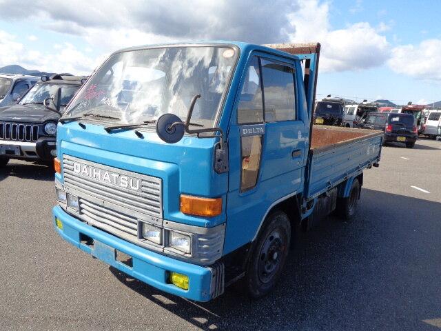 DAIHATSU Delta Truck