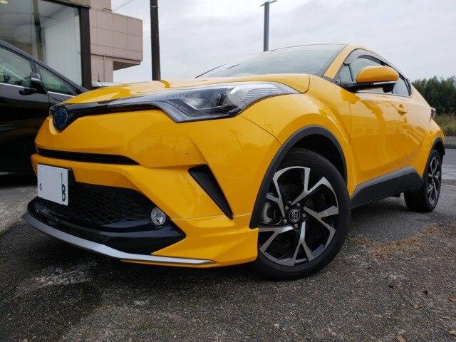 2017 New Import Toyota C-HR