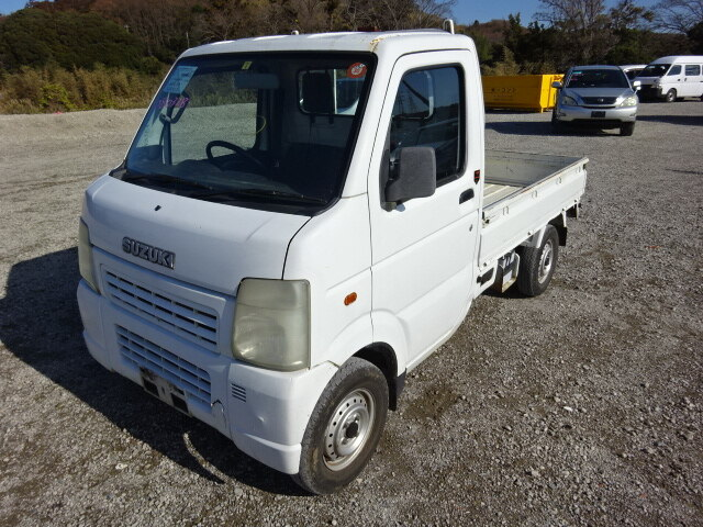 SUZUKI Carry Truck(