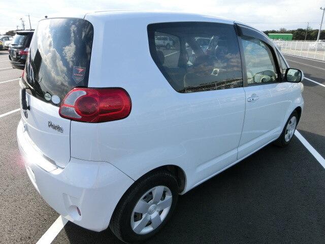 TOYOTA Porte SALE(Used2008)(BG093803) Niji7.com BE FORWARD JapanUsedCars d60c89a57bf