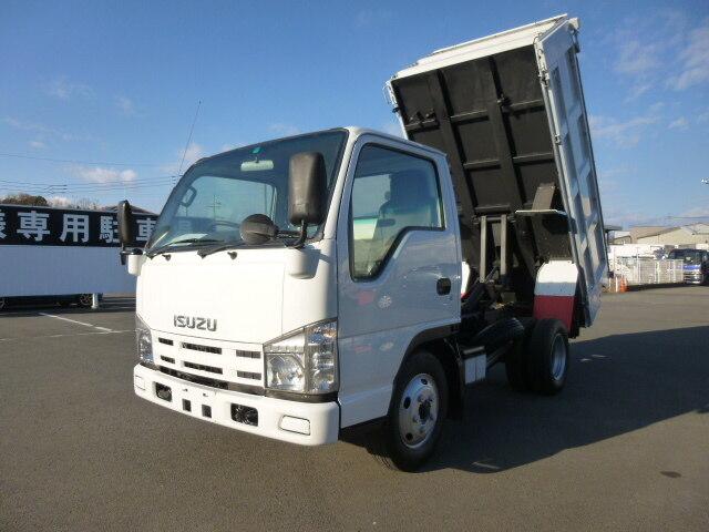 ISUZU Elf Truck.