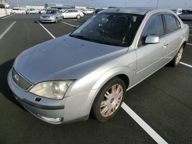 FORD Mondeo;