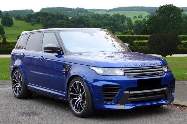 LAND ROVER Range Rover Sport.