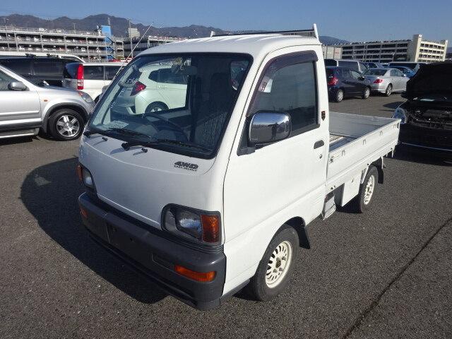 MITSUBISHI Minicab Truck;