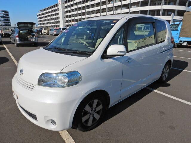 TOYOTA Porte SALE(Used2008)(BG117716) Niji7.com BE FORWARD JapanUsedCars e9cb502e10e