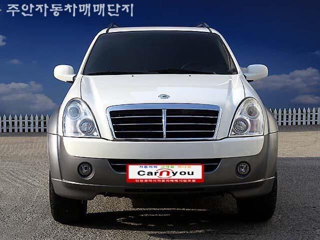 Ssangyong / Rexton