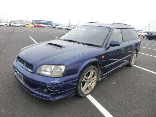 SUBARU / Legacy Touring Wagon/