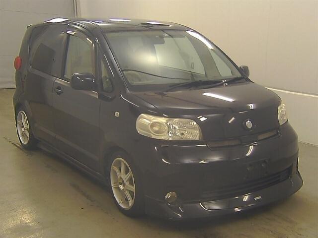 TOYOTA Porte SALE(Used2004)(BG128816) Niji7.com BE FORWARD JapanUsedCars dae0a8e336b