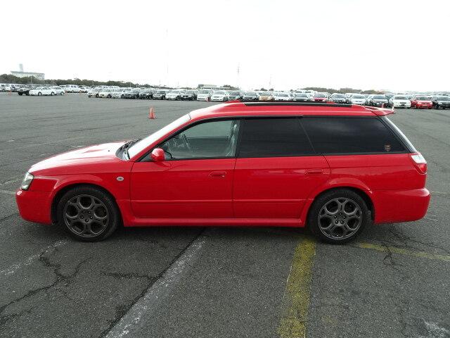 SUBARU / Legacy Touring Wagon
