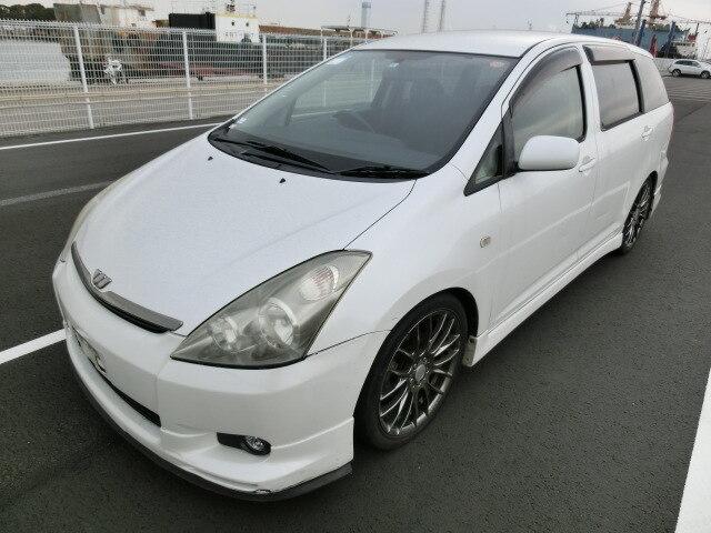 Sbt Japan Toyota Ist 2008 ✓ The Amazing Toyota