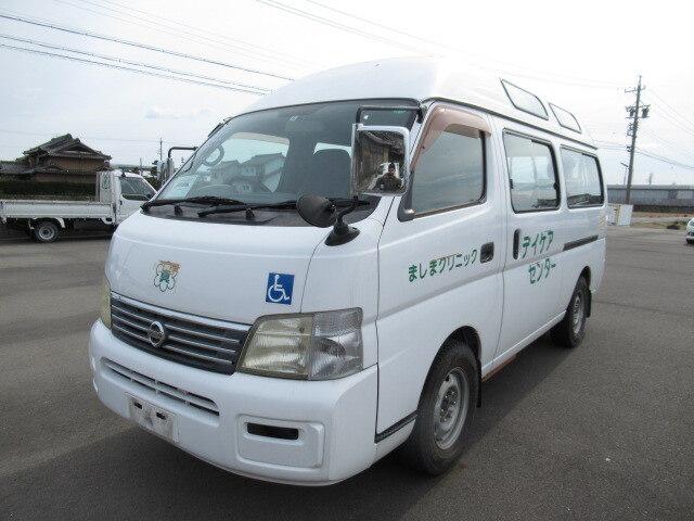 NISSAN / Caravan Bus (KG-DWMGE25)