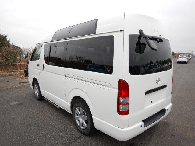 TOYOTA / Regiusace Van