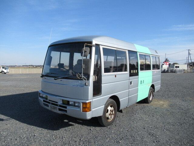 NISSAN / Civilian Bus (U-RAW40)