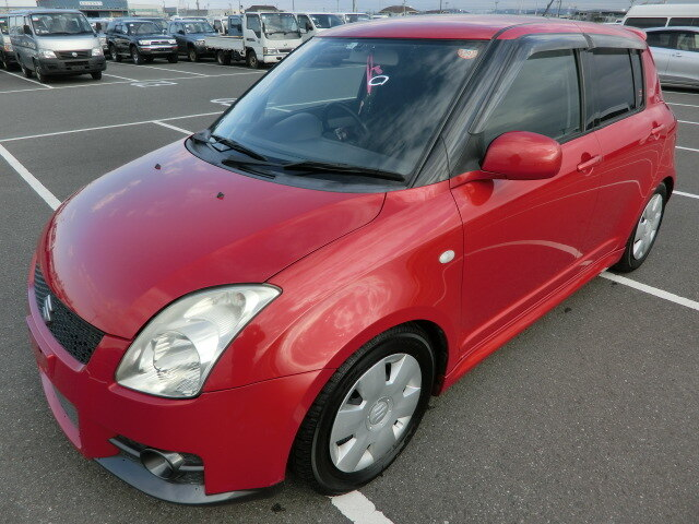 SUZUKI / Swift/