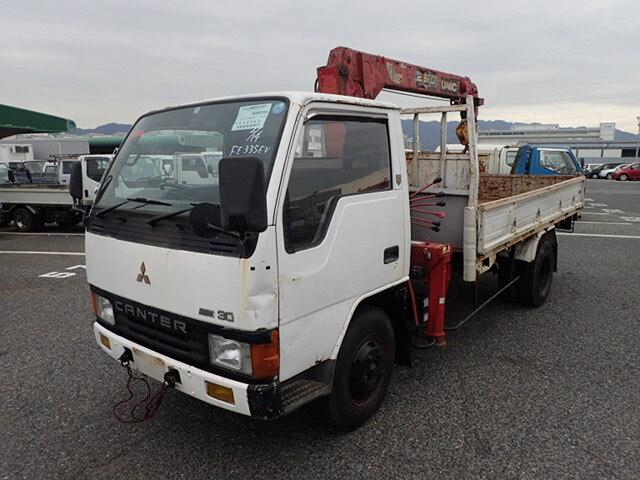 MITSUBISHI / Canter (U-FE335EV)