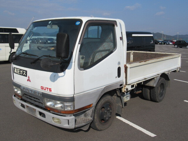 MITSUBISHI / Canter Guts (GB-FA510A)