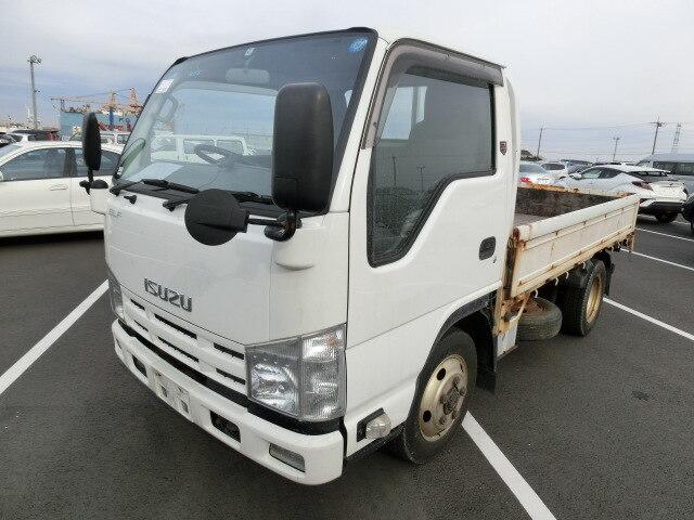 ISUZU / Elf Truck/ (BKG-NJS85A)