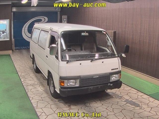 NISSAN Caravan Van
