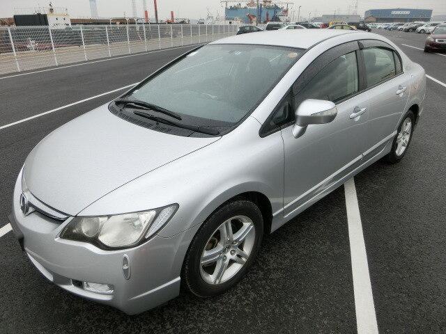 HONDA / Civic (DBA-FD2)