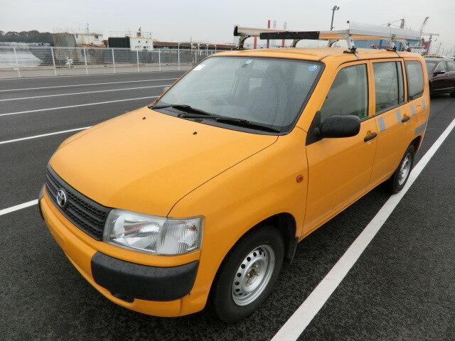 TOYOTA Probox Van.
