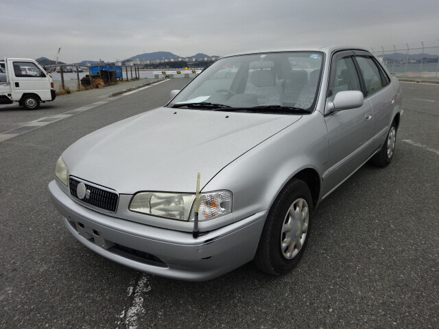 TOYOTA / Sprinter Sedan (GF-AE110)