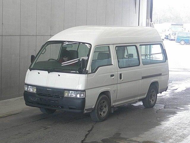 ISUZU / Fargo Van (KG-JCWGE24)