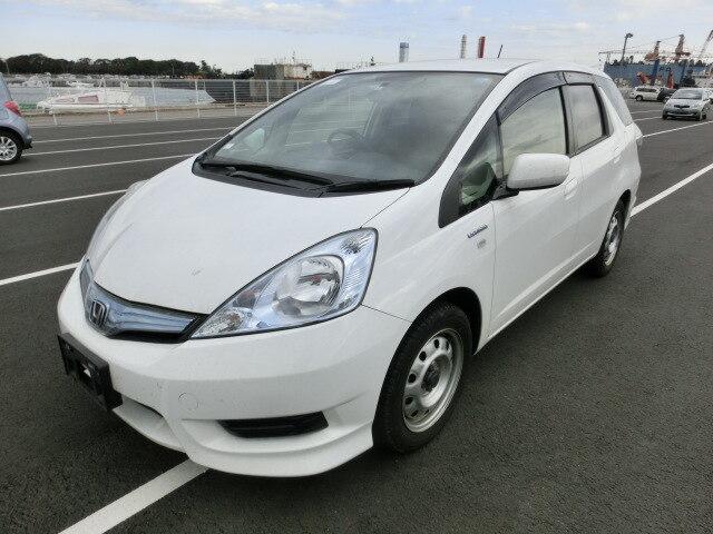 HONDA / Fit Shuttle Hybrid (DAA-GP2)