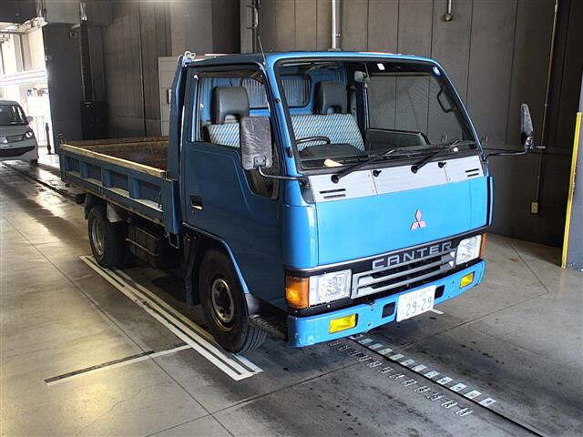 MITSUBISHI / Canter (U-FE301BD)