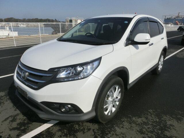 HONDA / CR-V (DBA-RM1)
